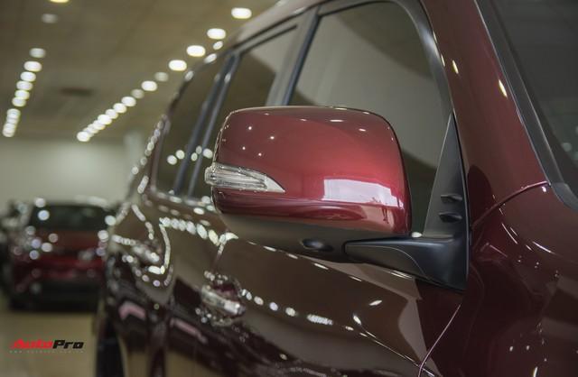 Lexus GX460 màu lạ sau 25.000 km có giá bao nhiêu ? - Ảnh 4.