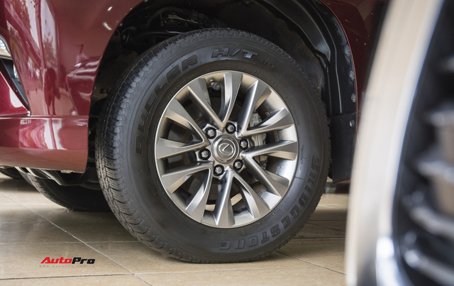 Lexus GX460 màu lạ sau 25.000 km có giá bao nhiêu ? - Ảnh 5.
