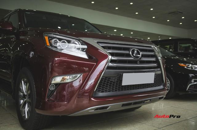 Lexus GX460 màu lạ sau 25.000 km có giá bao nhiêu ? - Ảnh 1.