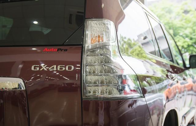 Lexus GX460 màu lạ sau 25.000 km có giá bao nhiêu ? - Ảnh 7.