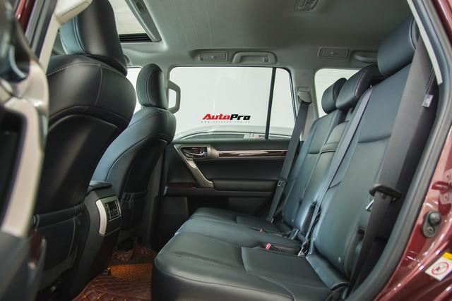 Lexus GX460 màu lạ sau 25.000 km có giá bao nhiêu ? - Ảnh 14.