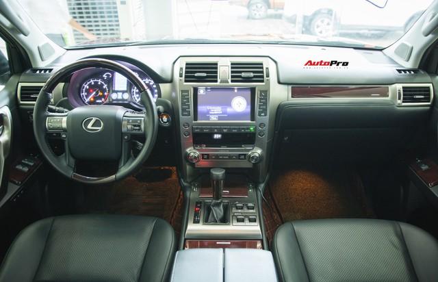 Lexus GX460 màu lạ sau 25.000 km có giá bao nhiêu ? - Ảnh 8.