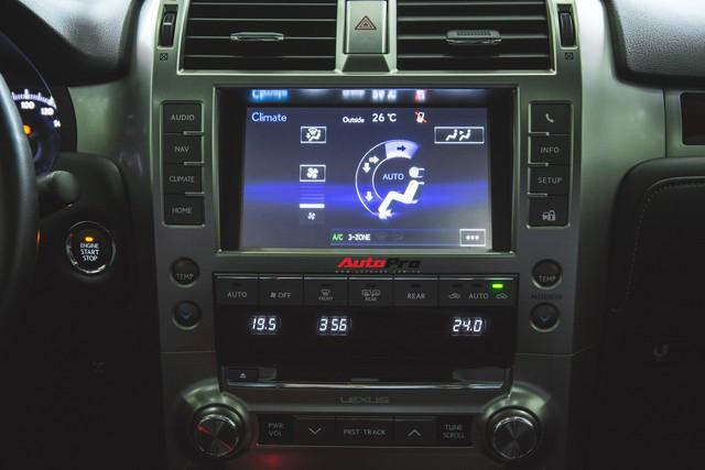 Lexus GX460 màu lạ sau 25.000 km có giá bao nhiêu ? - Ảnh 9.