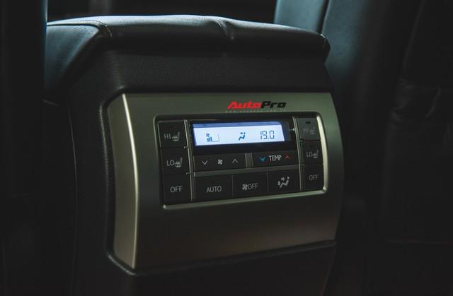 Lexus GX460 màu lạ sau 25.000 km có giá bao nhiêu ? - Ảnh 15.