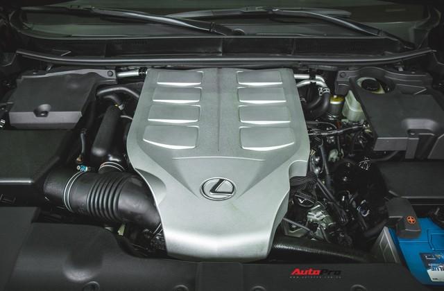 Lexus GX460 màu lạ sau 25.000 km có giá bao nhiêu ? - Ảnh 18.