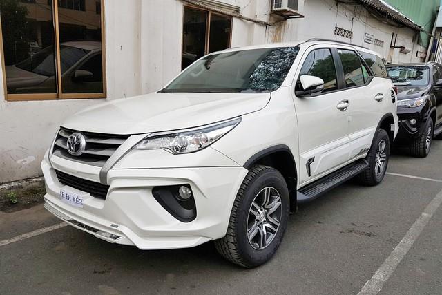 Toyota Fortuner 2019 sắp lắp ráp tại Việt Nam - cơ hội giá rẻ, hết 'lạc kèm bia'? - Ảnh 2.
