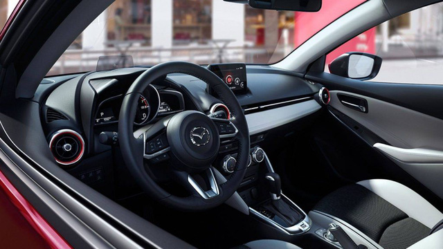 Mazda2 sắp nâng cấp tại Việt Nam, đấu Toyota Yaris và Honda Jazz - Ảnh 2.
