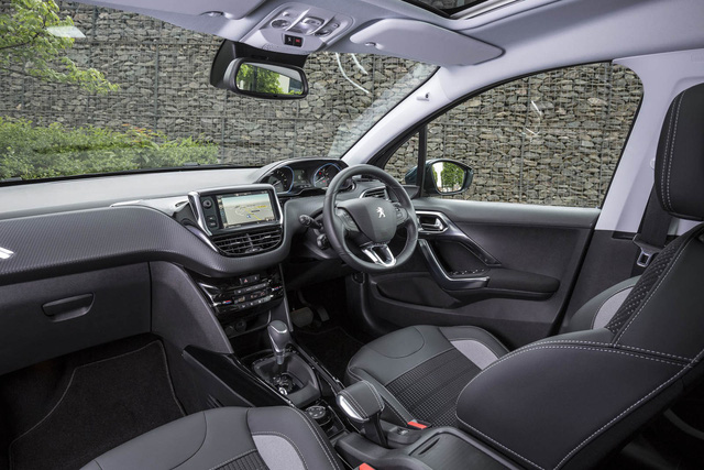 Những điều cần biết về Peugeot 2008 thế hệ mới - SUV cỡ nhỏ đấu Ford EcoSport - Ảnh 4.