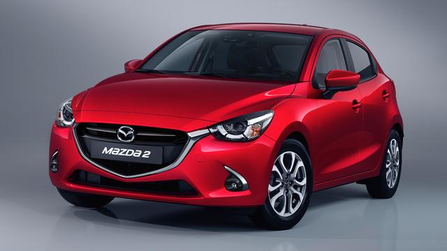 Mazda2 sắp nâng cấp tại Việt Nam, đấu Toyota Yaris và Honda Jazz - Ảnh 1.