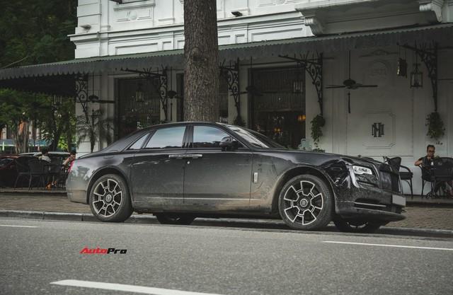 Sẽ thế nào nếu một chiếc Rolls-Royce Ghost được độ phần cản của Rolls-Royce Wraith ? - Ảnh 2.