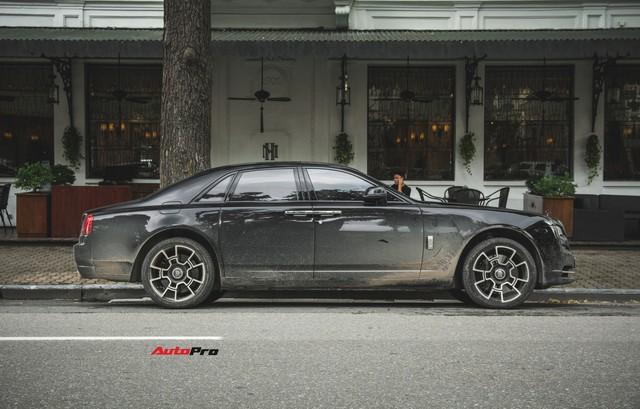 Sẽ thế nào nếu một chiếc Rolls-Royce Ghost được độ phần cản của Rolls-Royce Wraith ? - Ảnh 3.