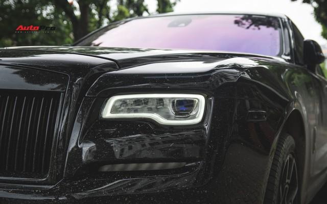 Sẽ thế nào nếu một chiếc Rolls-Royce Ghost được độ phần cản của Rolls-Royce Wraith ? - Ảnh 7.