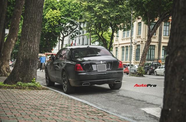 Sẽ thế nào nếu một chiếc Rolls-Royce Ghost được độ phần cản của Rolls-Royce Wraith ? - Ảnh 5.