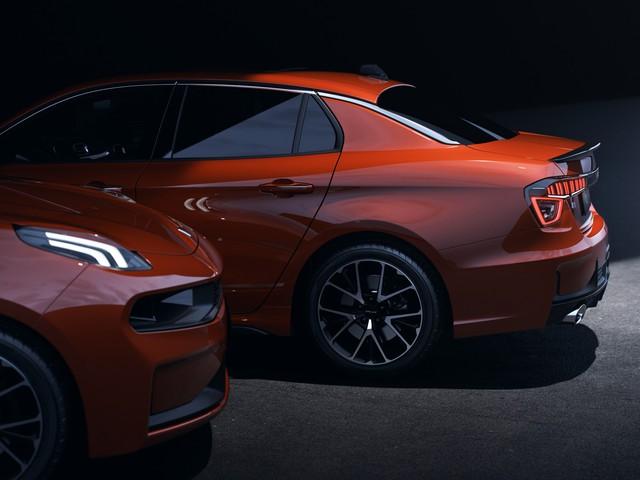 Lynk & Co 03 - Xe Trung Quốc chất Volvo chuẩn bị ra mắt chính thức - Ảnh 1.