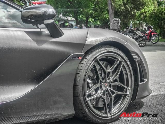"""McLaren 720S đầu tiên Việt Nam tiến ra Bắc, tham gia lễ ăn hỏi của Cường """"đô-la""""? - Ảnh 5."""