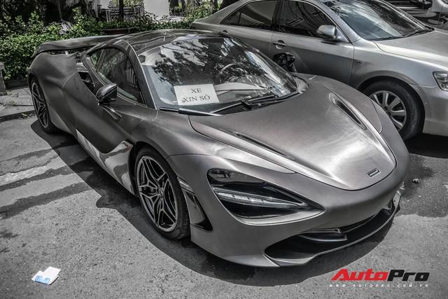 """McLaren 720S đầu tiên Việt Nam tiến ra Bắc, tham gia lễ ăn hỏi của Cường """"đô-la""""? - Ảnh 4."""