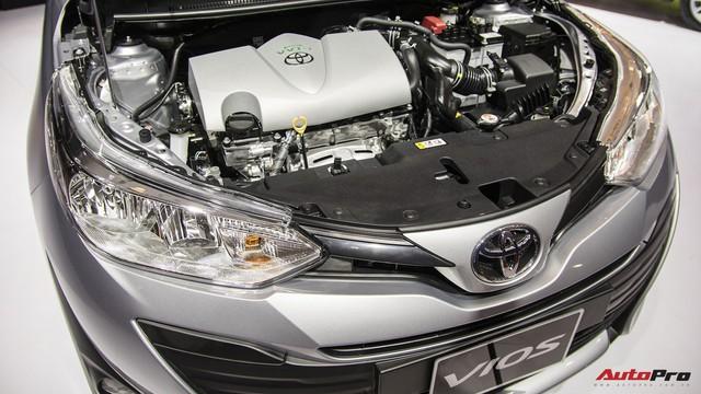 Trải nghiệm nhanh Toyota Vios 2018: Qua rồi cái thời nghèo trang bị - Ảnh 10.