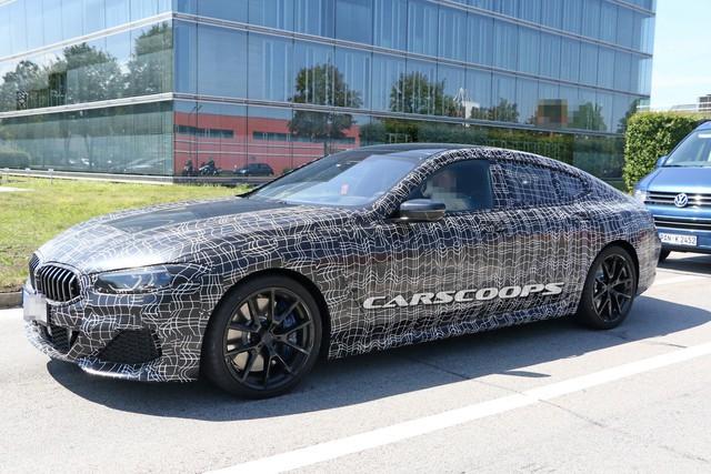 Những điểm đã biết về xe chủ lực BMW 8-Series Gran Coupe - Ảnh 2.