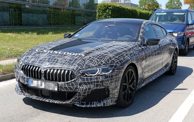 Những điểm đã biết về xe chủ lực BMW 8-Series Gran Coupe - Ảnh 1.