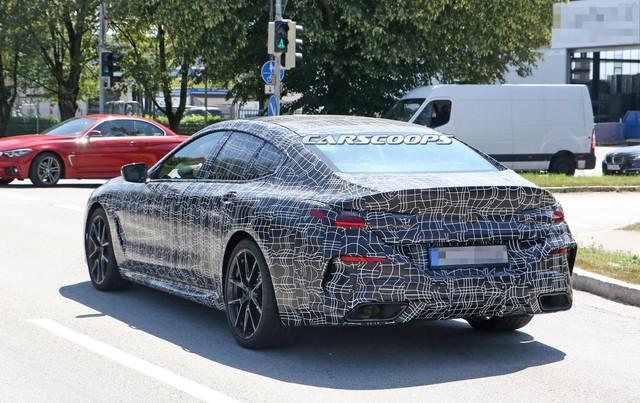 Những điểm đã biết về xe chủ lực BMW 8-Series Gran Coupe - Ảnh 3.