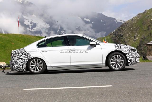 Volkswagen Passat 2019 có gì nổi bật để cạnh tranh Toyota Camry? - Ảnh 3.