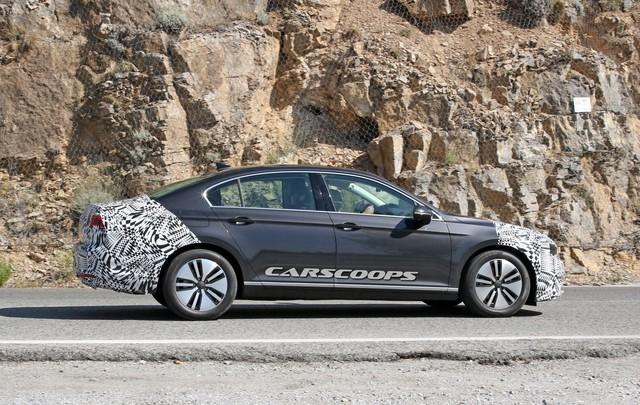 Volkswagen Passat 2019 có gì nổi bật để cạnh tranh Toyota Camry? - Ảnh 4.