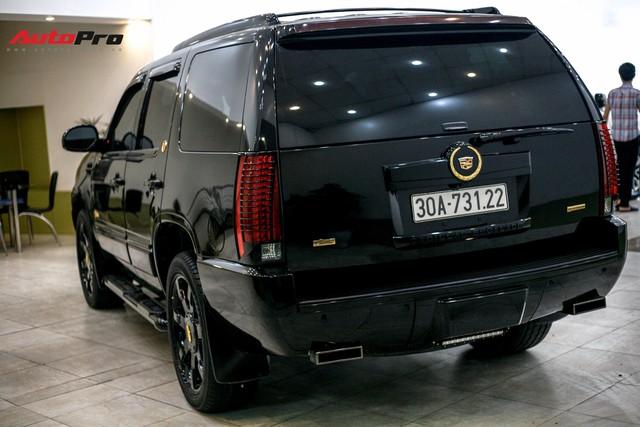 Cadillac Escalade đời 2007 có giá ngang Mercedes-Benz C200 mới tinh - Ảnh 6.