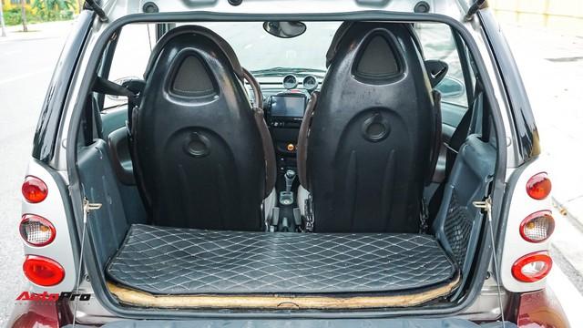 Đây là xe cũ 2 cửa giá hơn 200 triệu đồng cho người khát ô tô che mưa nắng - Ảnh 5.