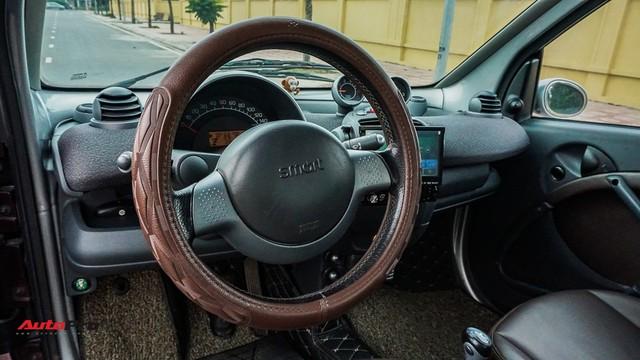 Đây là xe cũ 2 cửa giá hơn 200 triệu đồng cho người khát ô tô che mưa nắng - Ảnh 8.