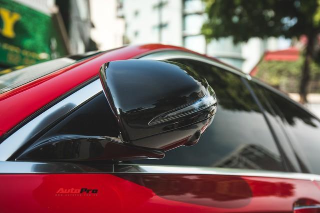 Không chờ được Mercedes-Benz E43 AMG xịn, dân chơi Hà thành mua E300 AMG để tự độ hiệu suất cao như thật - Ảnh 10.