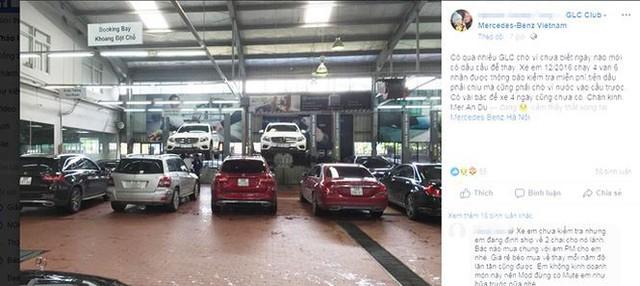 Khách hàng kêu bị bỏ rơi, Mercedes-Benz Việt Nam nói gì?  - Ảnh 1.