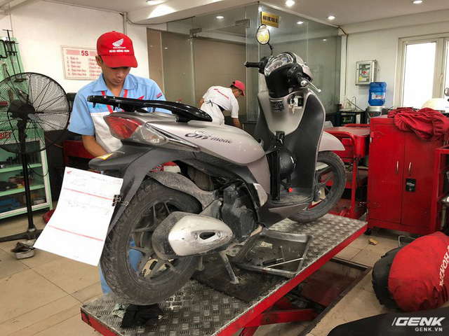 ESY: Thiết bị phát hiện lỗi xe máy do nhóm start-up từ Đại học Bách Khoa phát triển - Ảnh 12.