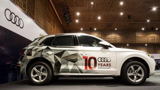 Tròn 10 năm có mặt tại Việt Nam, Audi ấp ủ gì tại VMS 2018? - Ảnh 1.