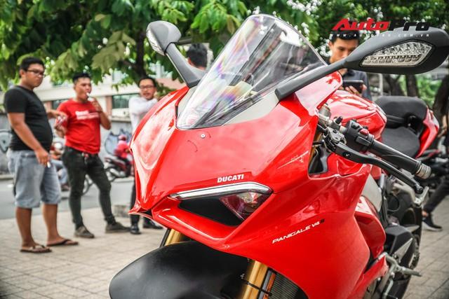 Chi tiết Ducati Panigale V4S được lên đời ống xả gần 200 triệu tại Sài Gòn - Ảnh 5.
