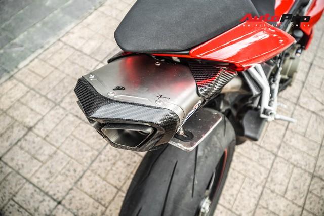 Chi tiết Ducati Panigale V4S được lên đời ống xả gần 200 triệu tại Sài Gòn - Ảnh 10.