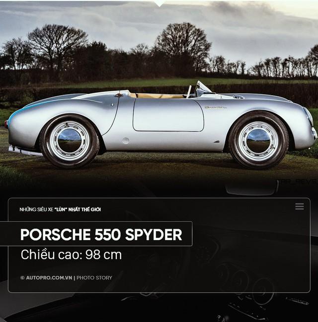 Điểm danh xe siêu lùn: Thấp nhất chỉ hai gang tay - Ảnh 10.