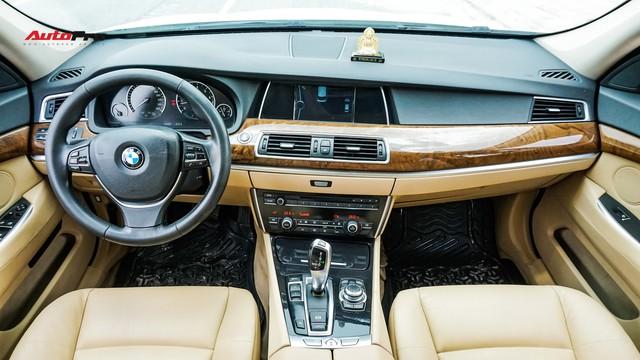 BMW 5-Series Gran Turismo 7 năm tuổi có giá rẻ hơn BMW 3-Series Gran Turismo mua mới - Ảnh 7.