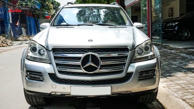 Khủng long Mercedes-Benz GL550 9 năm tuổi có giá rẻ hơn cả GLC 200 - Ảnh 16.