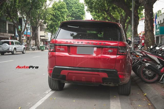 Dân chơi Lào sang Việt Nam bằng Range Rover Sport 2018 khiến đại gia Việt phát thèm - Ảnh 14.