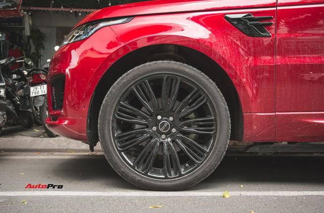 Dân chơi Lào sang Việt Nam bằng Range Rover Sport 2018 khiến đại gia Việt phát thèm - Ảnh 8.
