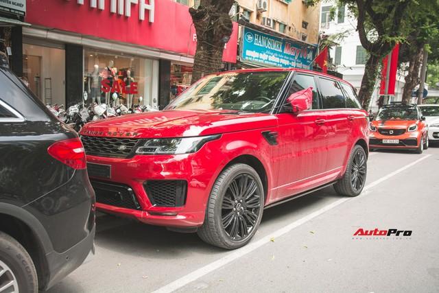 Dân chơi Lào sang Việt Nam bằng Range Rover Sport 2018 khiến đại gia Việt phát thèm - Ảnh 15.