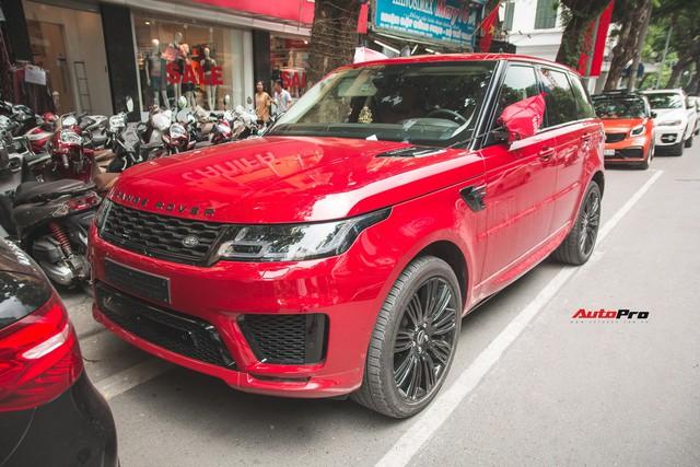 Dân chơi Lào sang Việt Nam bằng Range Rover Sport 2018 khiến đại gia Việt phát thèm - Ảnh 1.