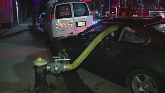 Những cái kết đắng ngắt của chủ xe vì lỡ đậu xế hộp cạnh các điểm cấp nước chữa cháy - Ảnh 11.