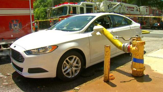 Những cái kết đắng ngắt của chủ xe vì lỡ đậu xế hộp cạnh các điểm cấp nước chữa cháy - Ảnh 10.