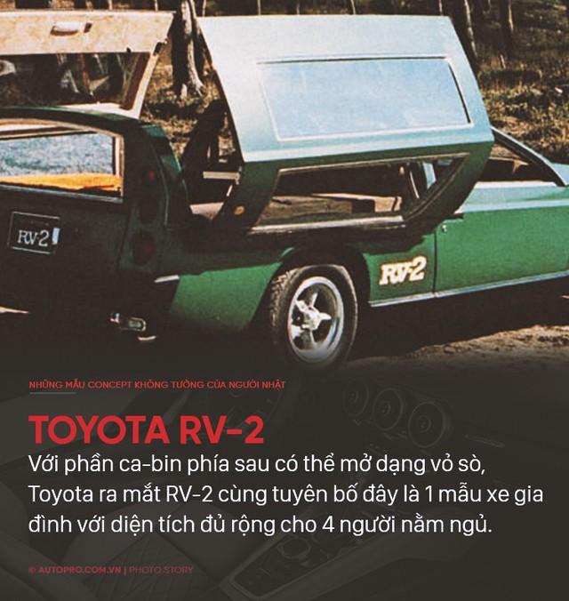 Nếu không làm xe bền bỉ qua năm tháng thì người Nhật sẽ tung ra những concept không ai nghĩ tới như thế này - Ảnh 2.