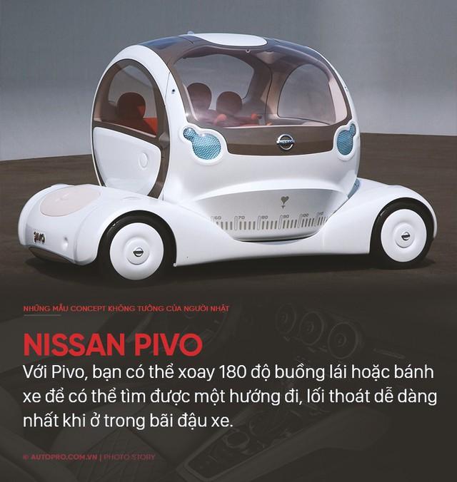 Nếu không làm xe bền bỉ qua năm tháng thì người Nhật sẽ tung ra những concept không ai nghĩ tới như thế này - Ảnh 8.
