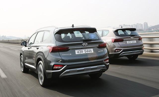 Hyundai Santa Fe 2019: Đổi tên, đổi vận - Ảnh 2.