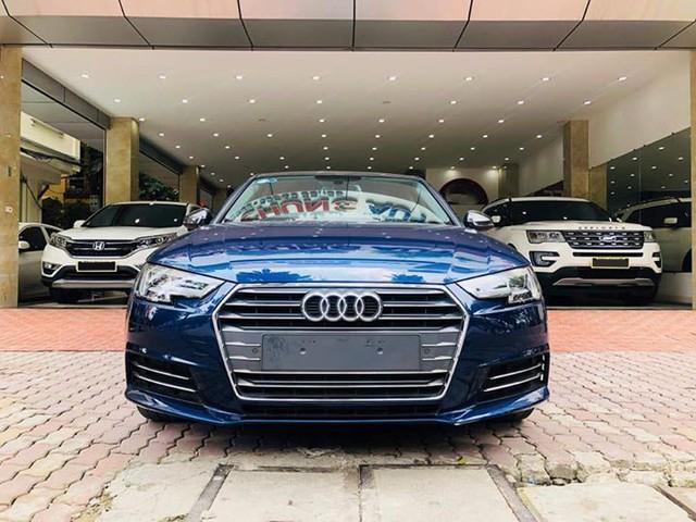 Audi A4 giữ giá hơn so với Mercedes-Benz C-Class hay BMW 3- Series - Ảnh 6.