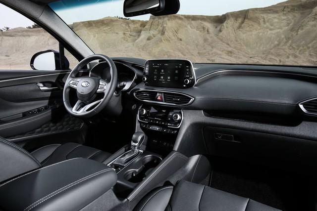 Hyundai Santa Fe 2019: Đổi tên, đổi vận - Ảnh 3.