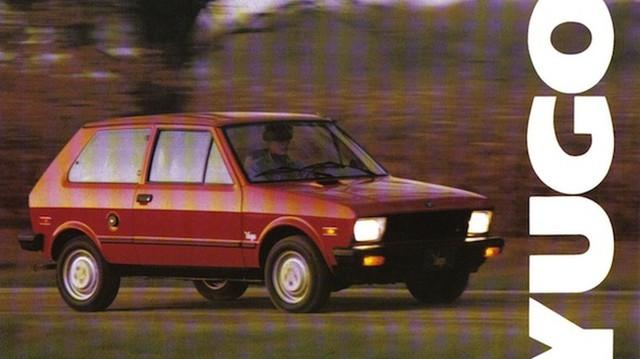 Yugo - Dòng xe nổi tiếng vì... chất lượng bê bát nhất thế giới
